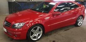Mercedes-Benz CLC 220 2.1TD FROM £36 PER WEEK.