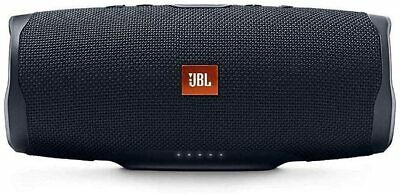 *NEW!* JBL Charge 4 Portable Bluetooth Speaker Waterproof - Rechargeable - Black