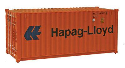 H0 Container 20 Fuß Hapag-Lloyd -- 8055 NEU