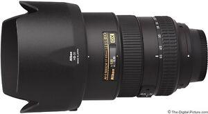 Lentille Nikon AF-S Nikkor 17-55mm 2.8 DX