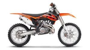 2014 KTM 250 SX very good condition!