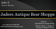 Jadees Antique Bear Shoppe
