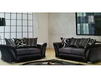 PALR -- SYHANAN CORNER or 3+2 SEATER SOFA SUITE --