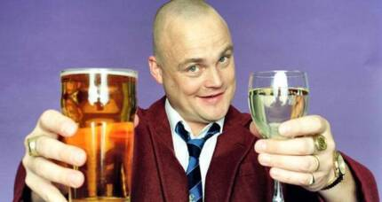 Al Murray Tickets - Front Row - The Forum  Melbourne Friday 16th Melbourne CBD Melbourne City Preview