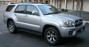 Wanted: 2008 Toyota 4Runner Limited