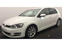 Volkswagen Golf 2.0TDI) DSG 2013MY GT FROM £51 PER WEEK.