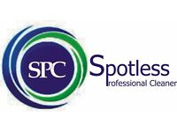 SPOTLESS PROFESSIONAL CLEANERS