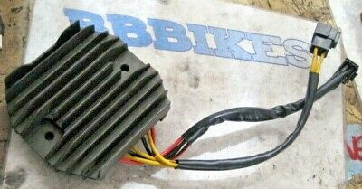 TRIUMPH SPRINT ST 955I REGULATOR RECTIFIER FROM WORKING BIKE GENUINE