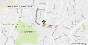 3 Bedroom Townhouse up for rent in Robert St, Telopea NSW 2117 Dundas Parramatta Area Preview