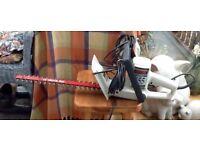 RYOBI 355 HEDGE TRIMMER