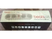 Beats by Dr. Dre Pill Bluetooth Wireless Portable Speaker (White)