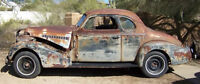 38 Plymouth 5 Window Coupe - PROJECT