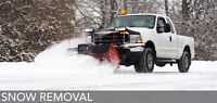 Snow removal - commercial & residential - 24hr all winter