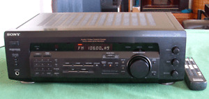 SONY Receiver - 5.1 Channel - MINT Condition