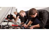 WE ARE LOOKING FOR EXPERIENCED GERMAN CAR TECHNICIAN/MECHANIC