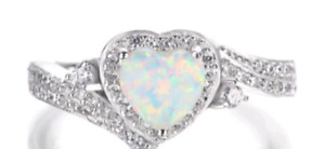 Size 10 opal ring