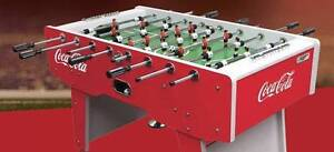 Coca-Cola foosball table (VALUED AT $1600) Caringbah Sutherland Area Preview