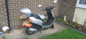 2012 direct bike 50cc scooter