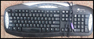 Eragonomic Keyboard