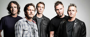 Pearl Jam Ottawa May 8, 2016, Canadian Tire Centre