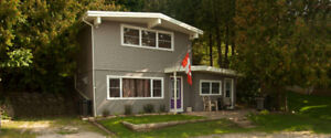 Marl Lake Cottage (private lake near Hanover) for rent