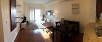 Spacious furnished 2 bedrooms Luxury Condo Dufferin/Steeles