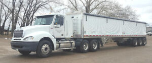 Grain Truck and Trailer for sale