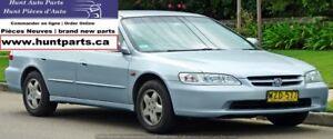 Q Honda Accord 1998 1999 2000 2001 2002 H Parts Pièces r