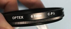 Camera Lens -  ND Filter - 67mm