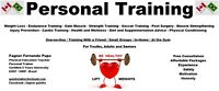Certified Personal Trainer !!!!
