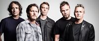 2 TICKETS TO PEARL JAM May 11th