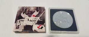 1997 CANADA SILVER DOLLAR BU COIN