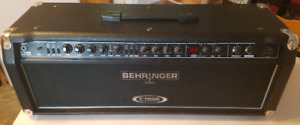 Behringer GMX1200H Solid State guitar amp head