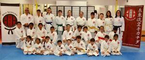 Karate Classes in London