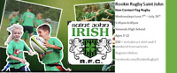 Saint John Irish Rookie Rugby - Flag rugby ages 5-12