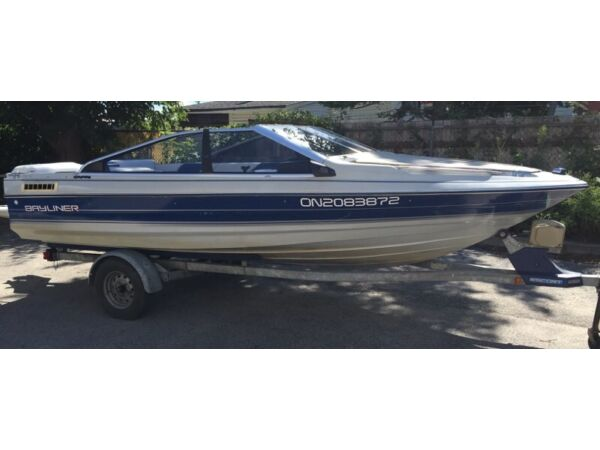 Used 1989 Bayliner 1750