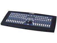 Showtec Pro 136 DMX Lighting desk