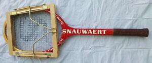 Snauwaert Tennis Racquet and Vintage Jelinek Press Kingston Kingston Area image 2