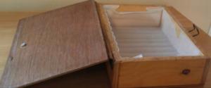 Old Bible Box $10