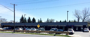 942 Sq Ft RETAIL COMMERCIAL SPACE FOR LEASE ON HENDERSON HIGHWAY