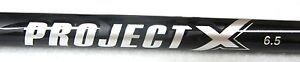 NEW * PROJECT X 6.5 Black WOOD/DRIVER Shaft 335 46