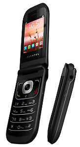CELLULAIRE ALCATEL ONE TOUCH ,  PUBLIC MOBILE $20.00