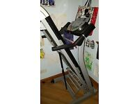 Confidence TXI Treadmill - Spares or Repair