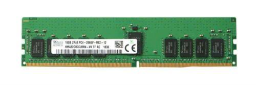 NEW HMA82GR7CJR8N-VK SK HYNIX 16GB (1X16GB) 2RX8 PC4-2666V DDR4 SERVER MEMORY