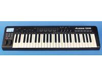 Alesis QX49 Midi Controller Keyboard
