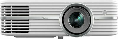 Optoma UHD50 4K UHD Home Theater 2400 Lumens DLP Projector 500K:1 Cont - 0 HOURS