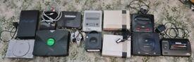 Retro Consoles Bundle (Sega, Xbox, Playstation, Nintendo) - 13 Consoles