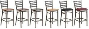 RESTAURANT METAL BAR STOOL DINING CHAIR