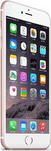 iPhone 6S Plus 16 GB Rose-Gold Unlocked -- 30-day warranty and lifetime blacklist guarantee