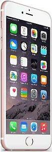 iPhone 6S Plus 128 GB Rose-Gold Bell -- 30-day warranty, blacklist guarantee, delivered to your door